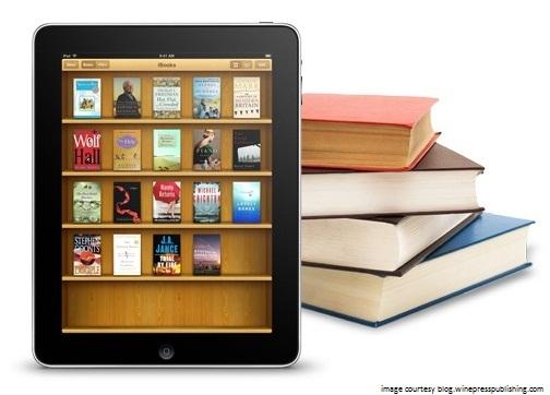 E books and Books