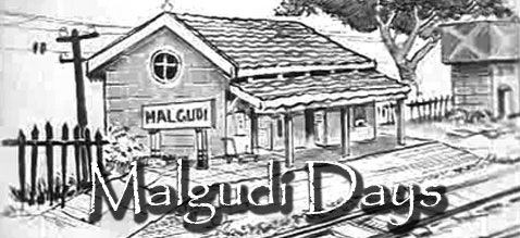 R.K. Narayan… The man behind 'Malgudi Days'