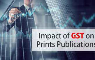 Impact of GST on Prints Publications