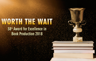 Award for Excellence in Book Production – 2018
