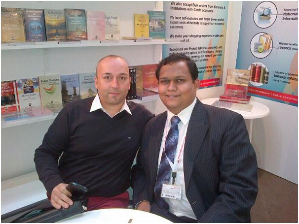 Pranav Gupta and Client