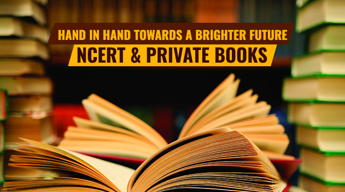 NCERT Vs Private books!