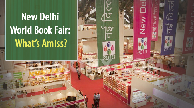 New Delhi World Book Fair: What's Amiss?