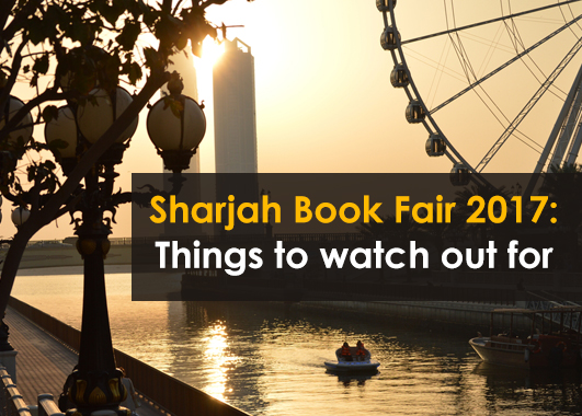Sharjah International Book Fair 2017