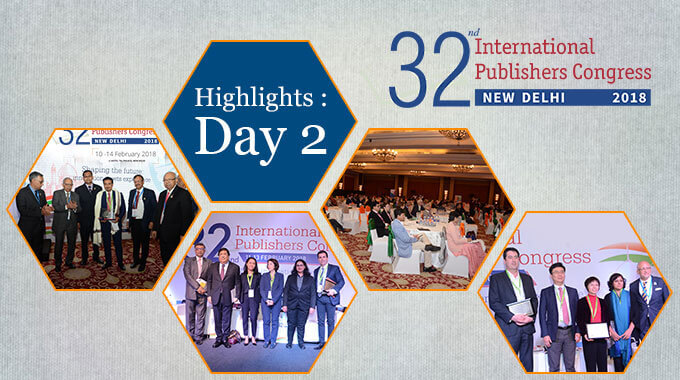 32nd International Publishers Congress – Day 2