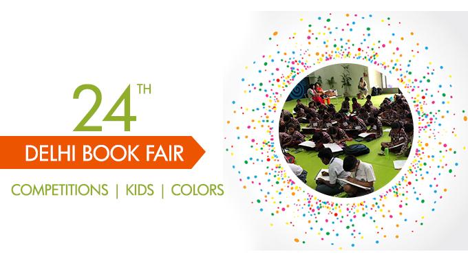 Delhi Book Fair 2018