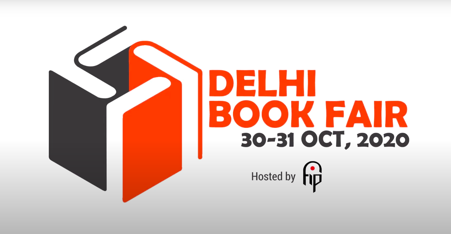 pragatiE's introduction to the world! Organising Virtual Delhi Book Fair 2020