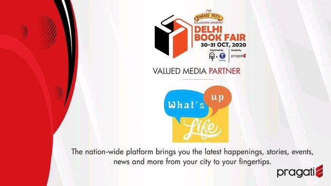 Virtual Delhi Book Fair