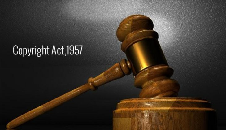 Suggestions & Submissions made for the Copyright Act 1957